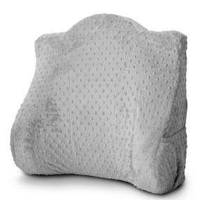 Back Buddy® Deluxe Support Pillow with Removable Slipcover - Brooklyn