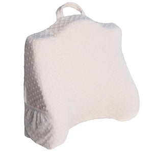 Back Buddy® Deluxe Support Pillow with Removable Slipcover - Peyton