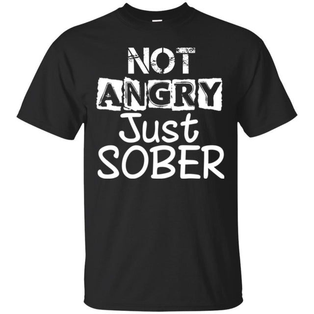 Not Angry Just Sober