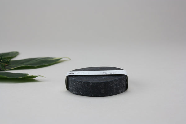 CHARCOAL SOAP BOX SET