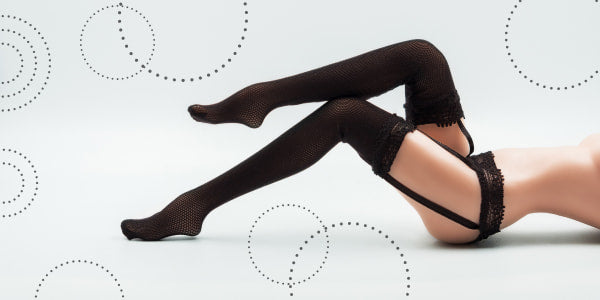 Stockings are the highlight of women's wardrobe