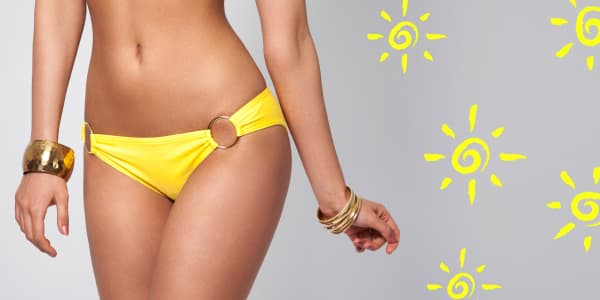 Choose the right bottom of your swimsuit