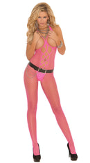 Diamond Net Bodystocking