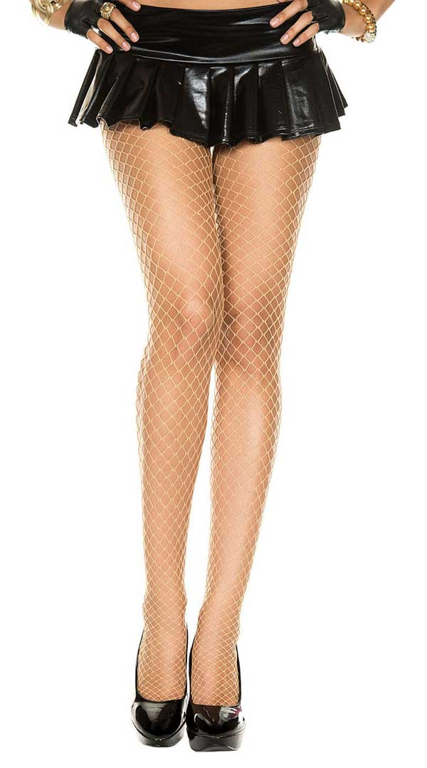 Mini Diamond Met Spandex Pantyhose