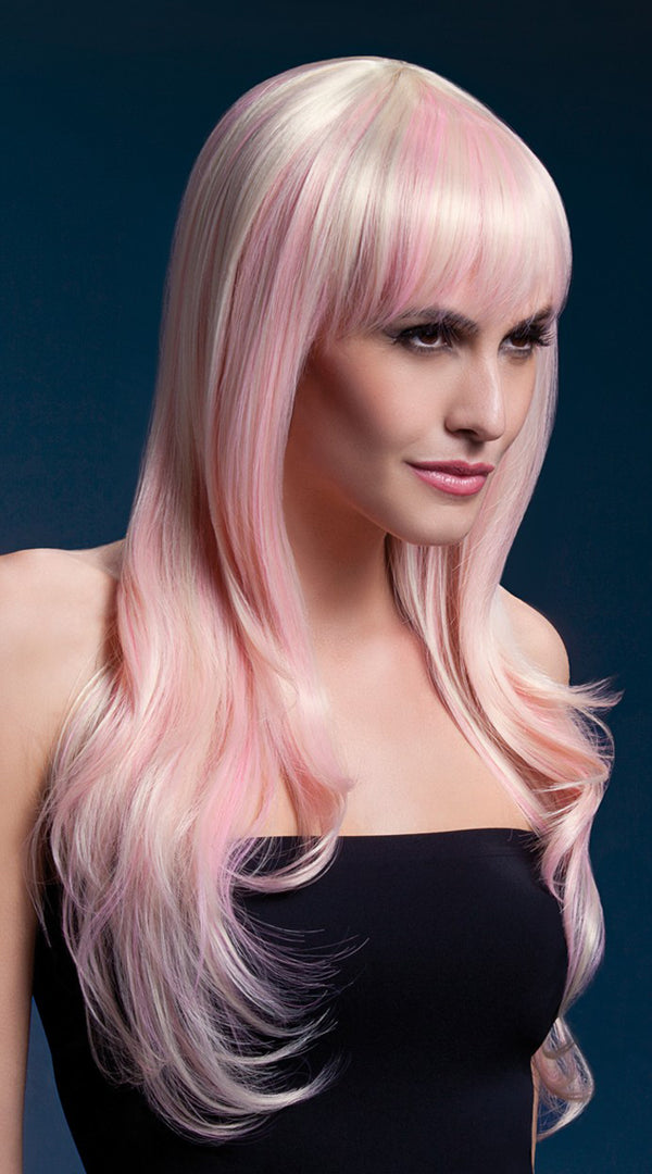 Sienna Wig Blonde Candy