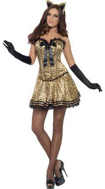 Fever Boutique Kitty Costume