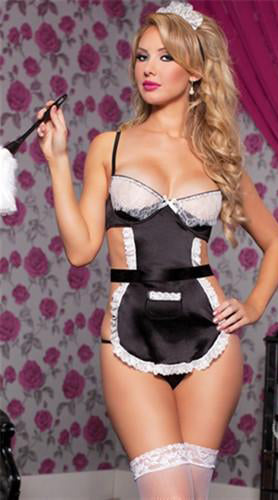 Three Piece French Maid