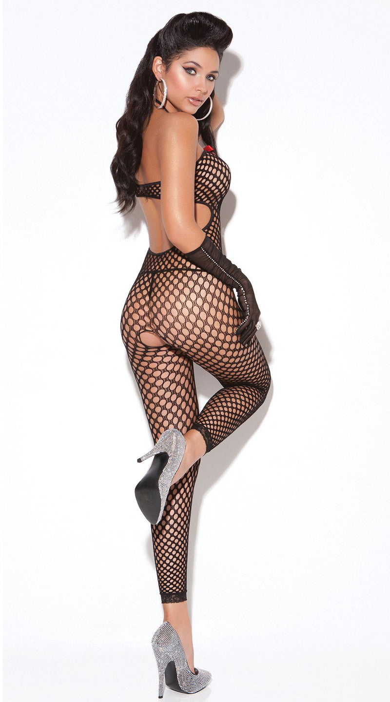 Crochet Bodystocking