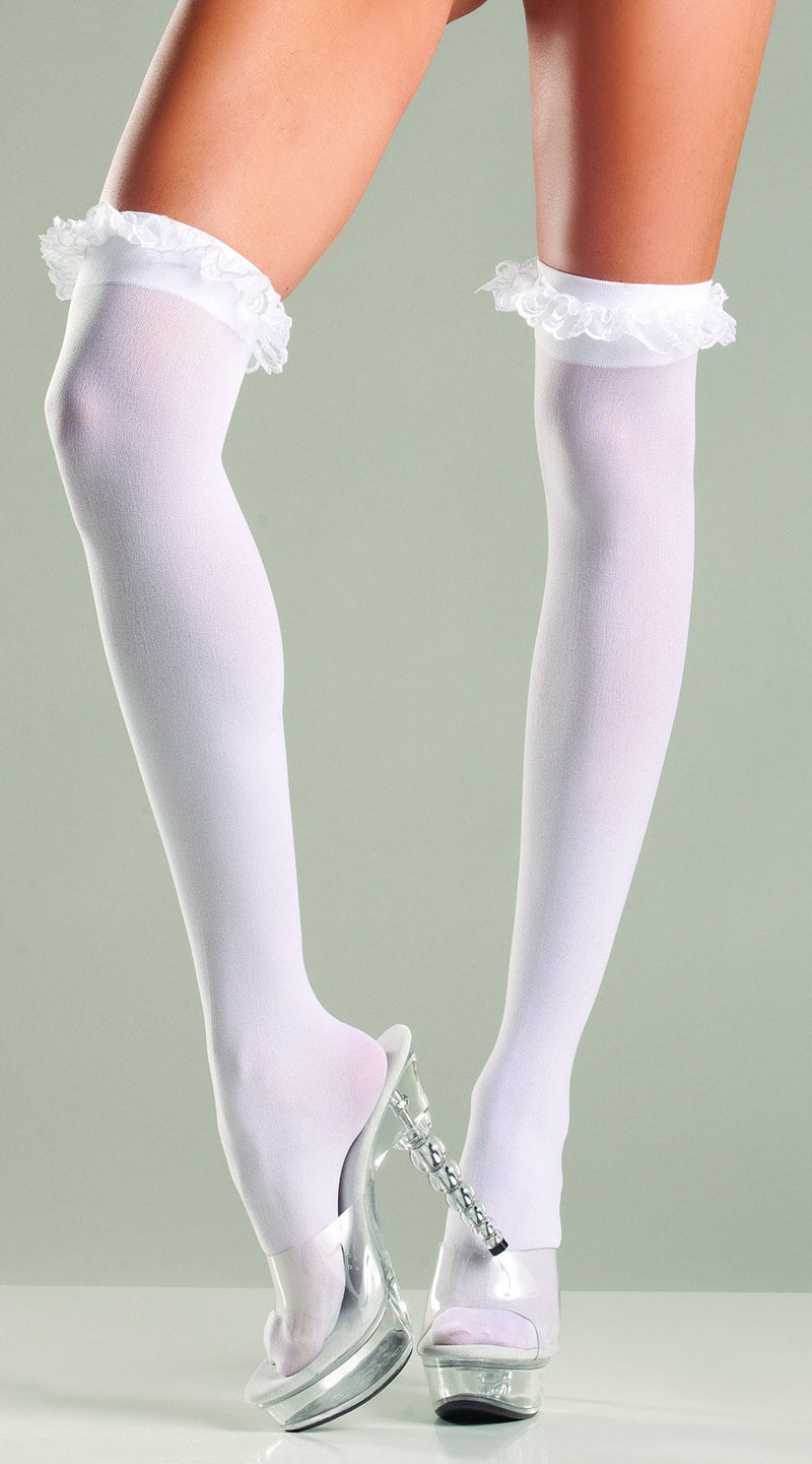 Sheer Thigh Highs