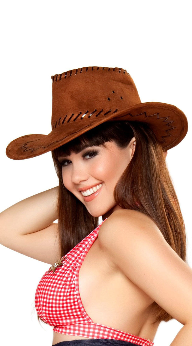 Pinup Sheriff Hat