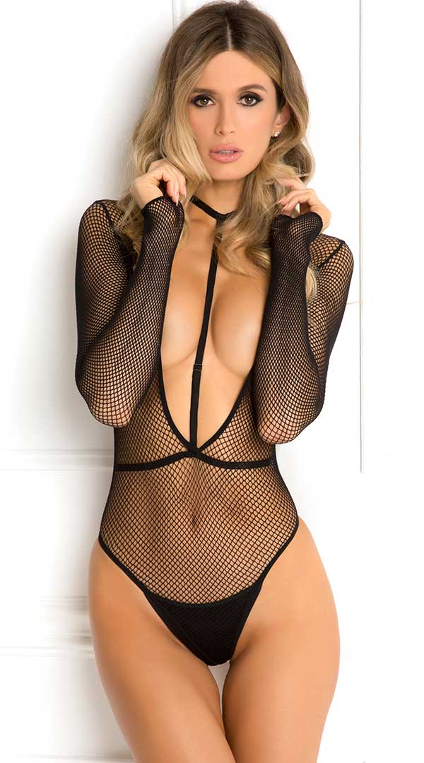 Body Plunge Harness Set - ElegantStripper