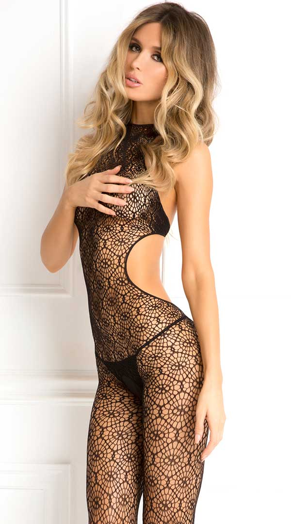 Indiscreet Crochet Bodystocking