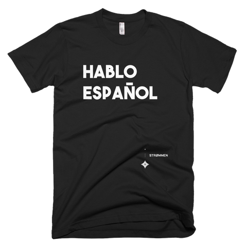 I Speak Spanish Tee