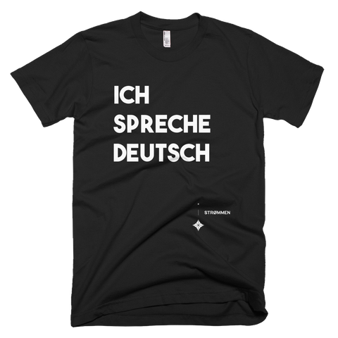 I Speak German Tee
