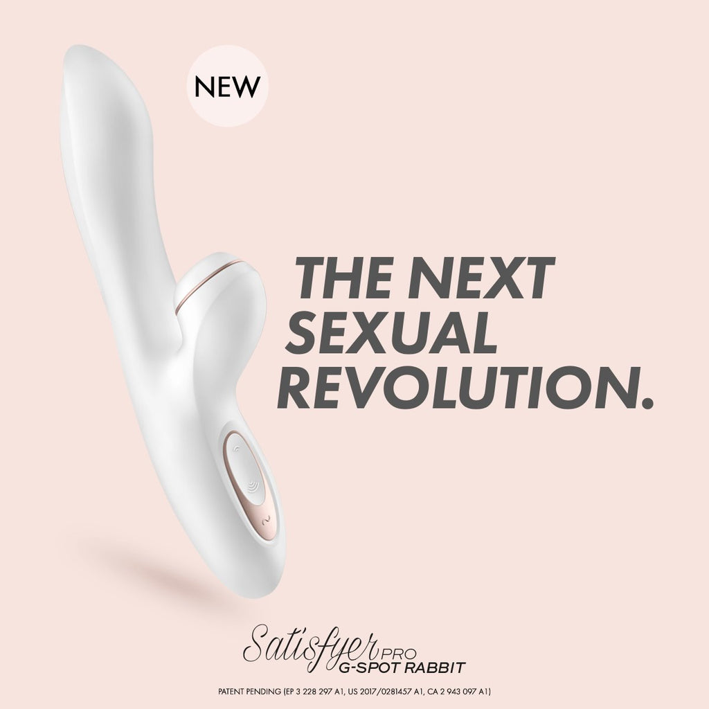 Satisfyer Pro G-Spot Rabbit: Reviewed
