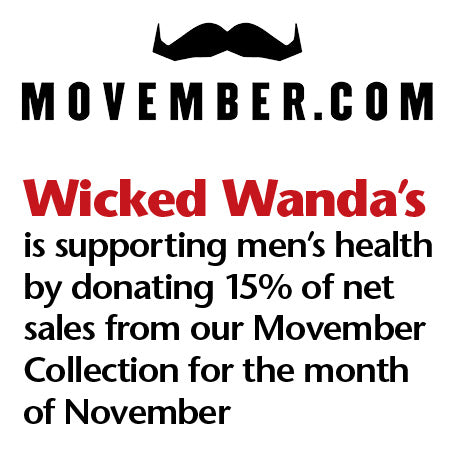 November is all about Movember