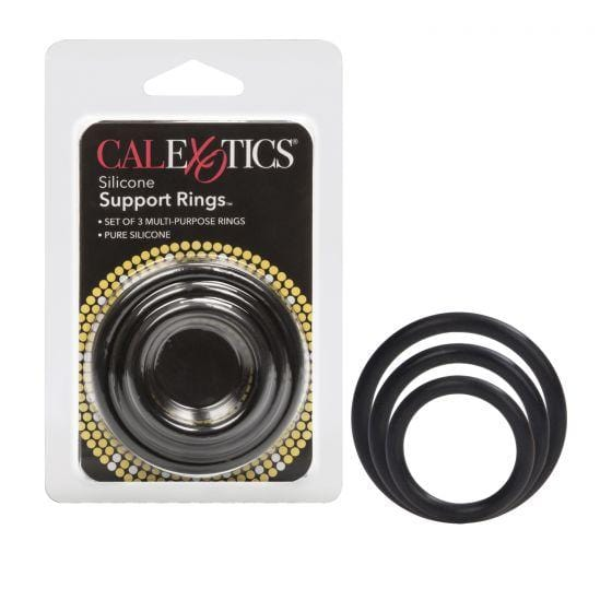 Calexotics Silicone Support Rings - Wicked Wanda's Inc.