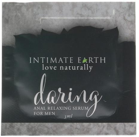 Intimate Earth Anal Relaxing Serum's & Glide