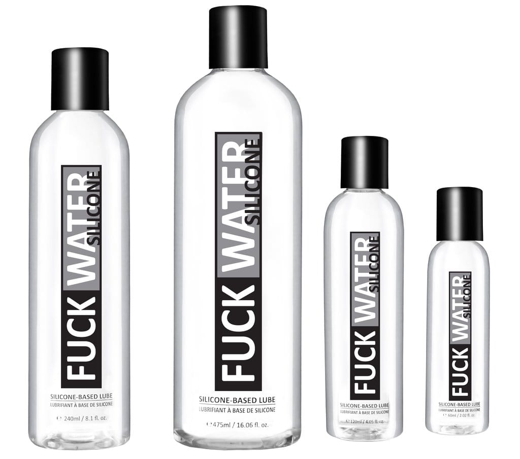 Fuck Water Silicone Based Lube