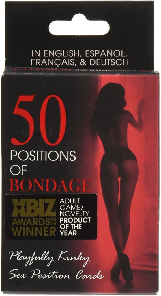 Games 50 Positions Of Bondage Game