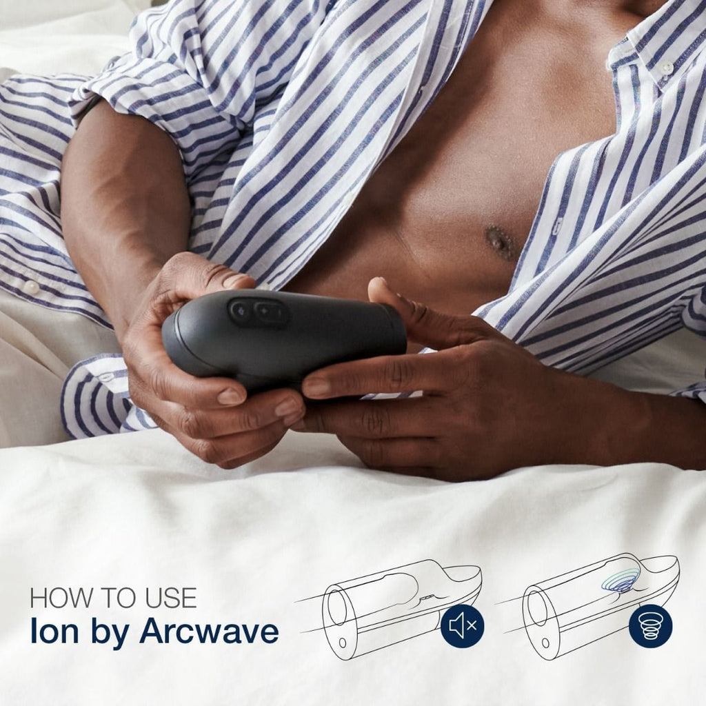 ION ArcWave Strocker with Pleaser Air