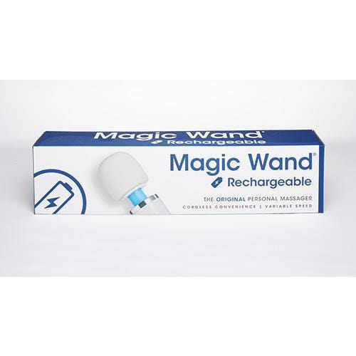 Magic Wand Rechargeable Personal Massager - Wicked Wanda's Inc.