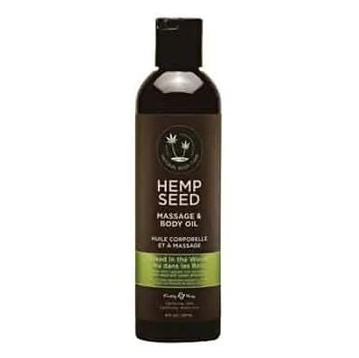 Hemp Seed Massage Lotion - Naked in the Woods - Wicked Wanda's Inc.