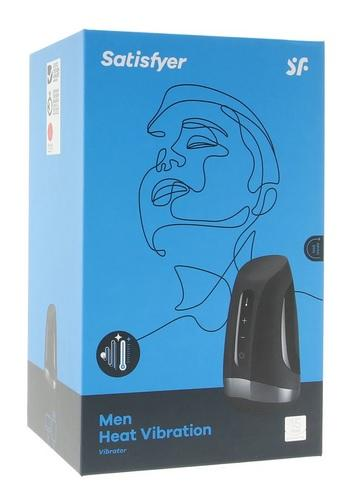 Satisfyer Men Heat & Vibration Stroker