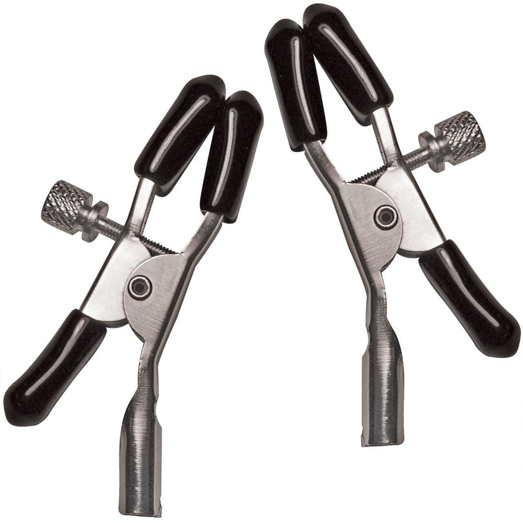 Sex & Mischiff Nipple Clamps by Sportsheets - Wicked Wanda's Inc.