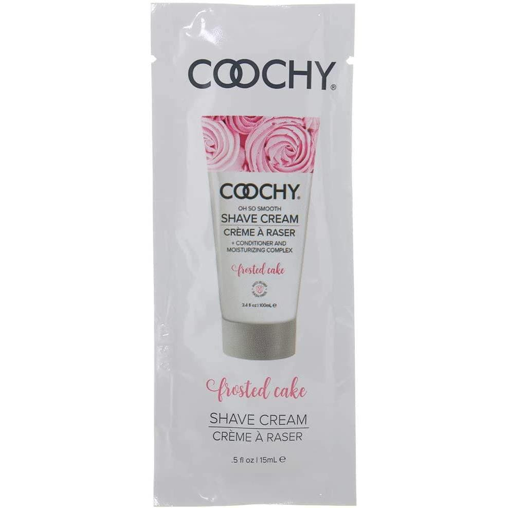 Coochy Oh So Smooth Frosted Cake Shave Cream - Wicked Wanda's Inc.