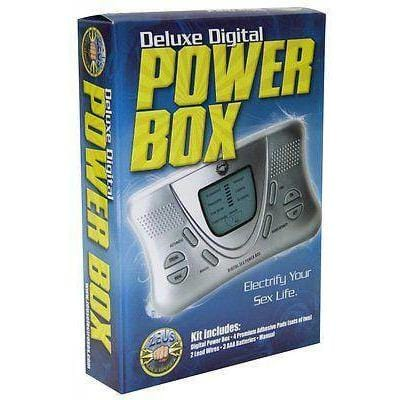 Zeus Deluxe Digital Power Box - Wicked Wanda's Inc.