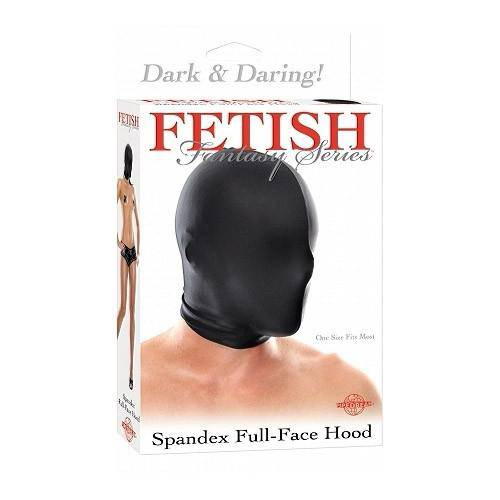 Spandex Full Face Hood - Wicked Wanda's Inc.