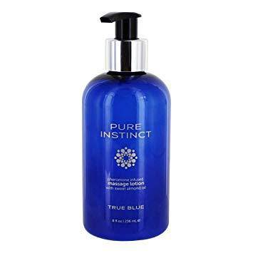 Pure Instincts Pheromone Infused Massage Lotion - Wicked Wanda's Inc.