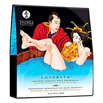 LoveBath in Ocean Temptations - Wicked Wanda's Inc.