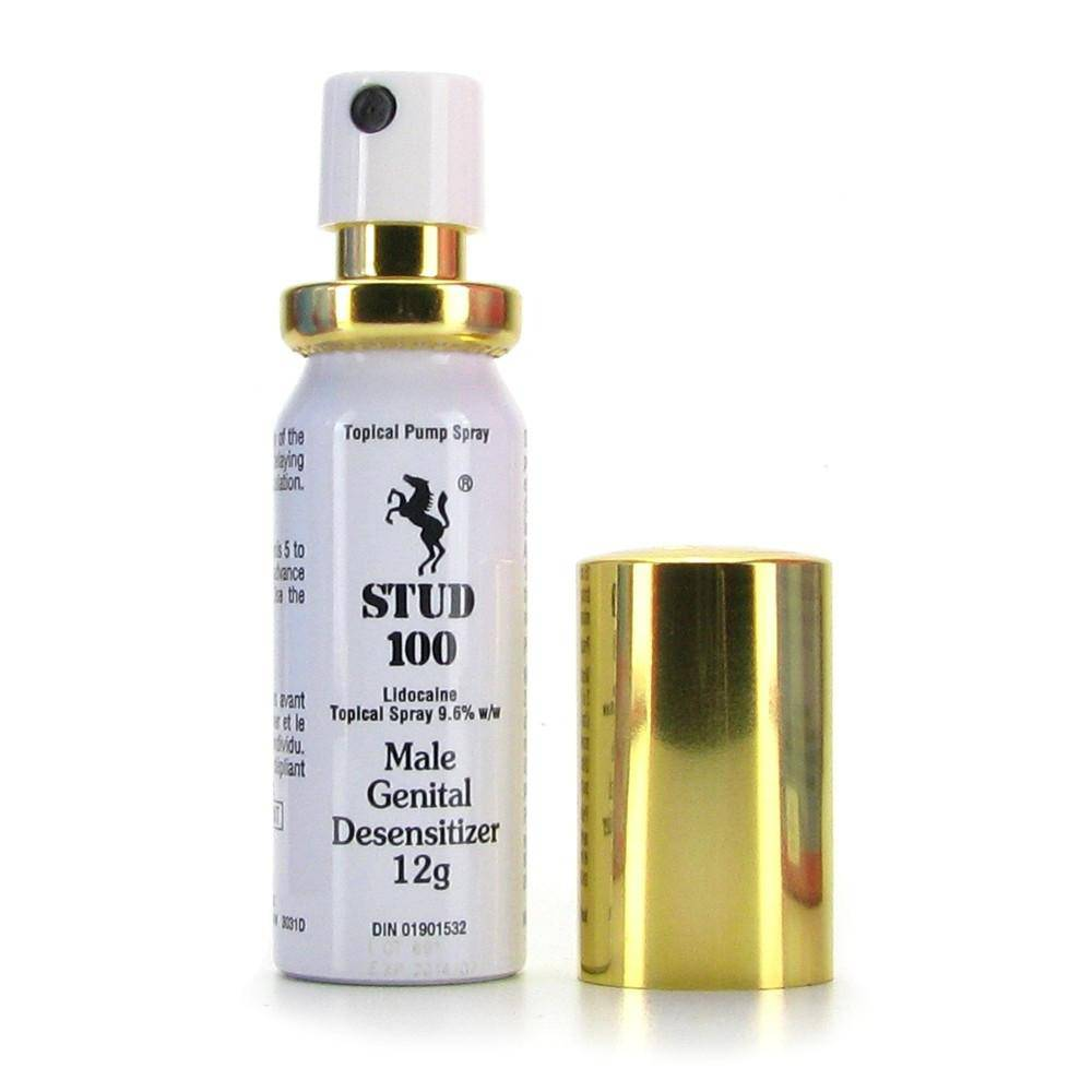 Stud 100 Desensitizing Spray - Wicked Wanda's Inc.
