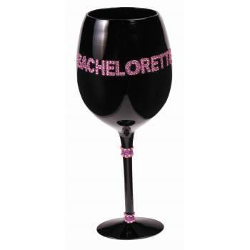 Bachelorette Wine Glass - Wicked Wanda's Inc.