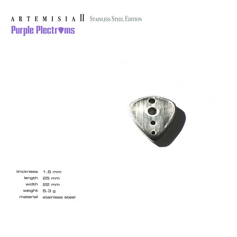 Artemisia II Stainless Steel Edition