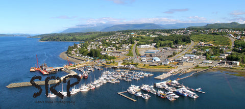Port McNeill Harbour (36x16)