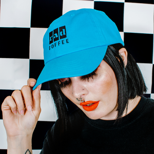 Rad Coffee - Embroidered Dad Hat