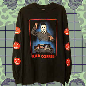 Michael Myers Long Sleeve Tee Shirt
