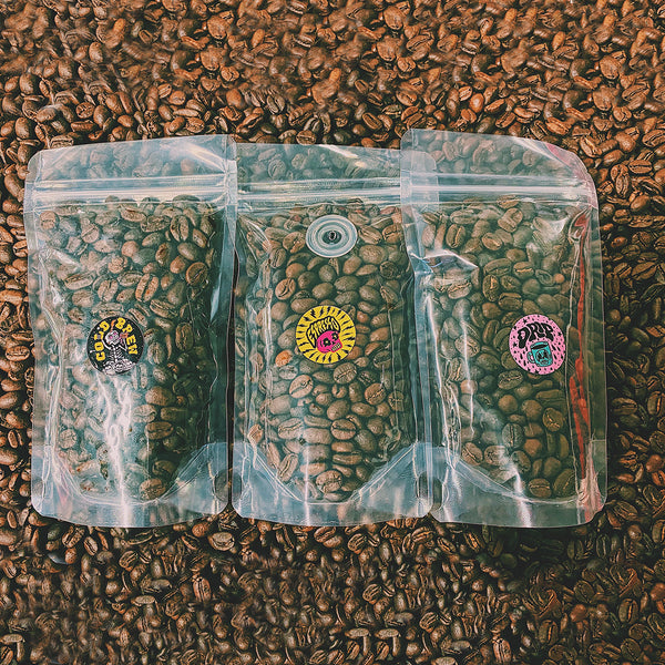 Rad Coffee - Bagged Coffee - Sample