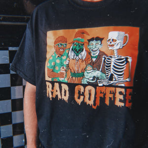 Rad Coffee Monster Tee