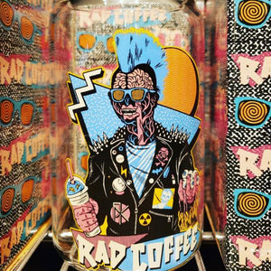 X-Ray Punk Can Glass