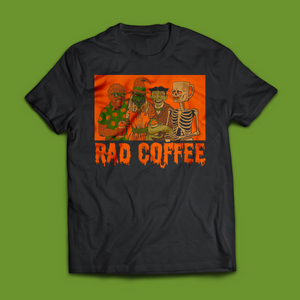 Rad Coffee - Coffee Monsters Tee Shirt