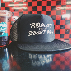 Rad Coffee - Roast and Destroy Hat