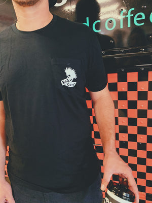 Skeleton Pocket Tee