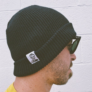 Rad Coffee - Black Beanie