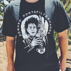 Edward Portafilter Hands Shirt