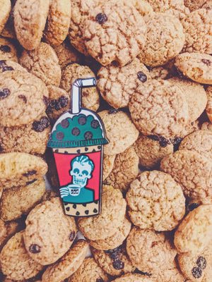 Cookies N Scream Pin