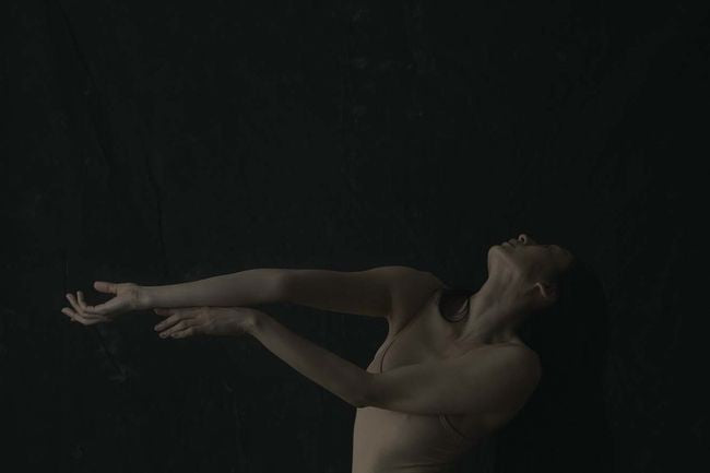 VELA and LG Signature bring Justin Ridler's latest ballet-inspired exhibition to Sydney
